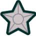 étoile argent